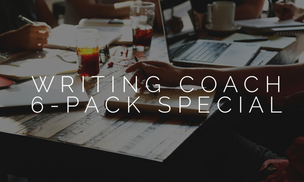 Writing Coach 6-Pack Special