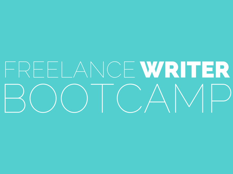 how to become a freelance writer without a degree