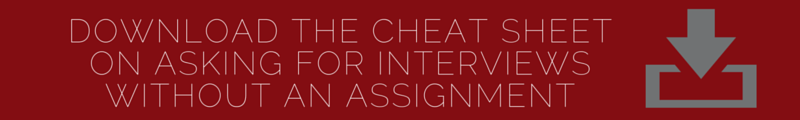 Download cheet sheat on pre-interviews