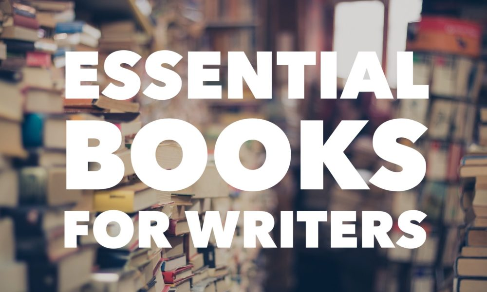 On My Bookshelf: Essential books for writers