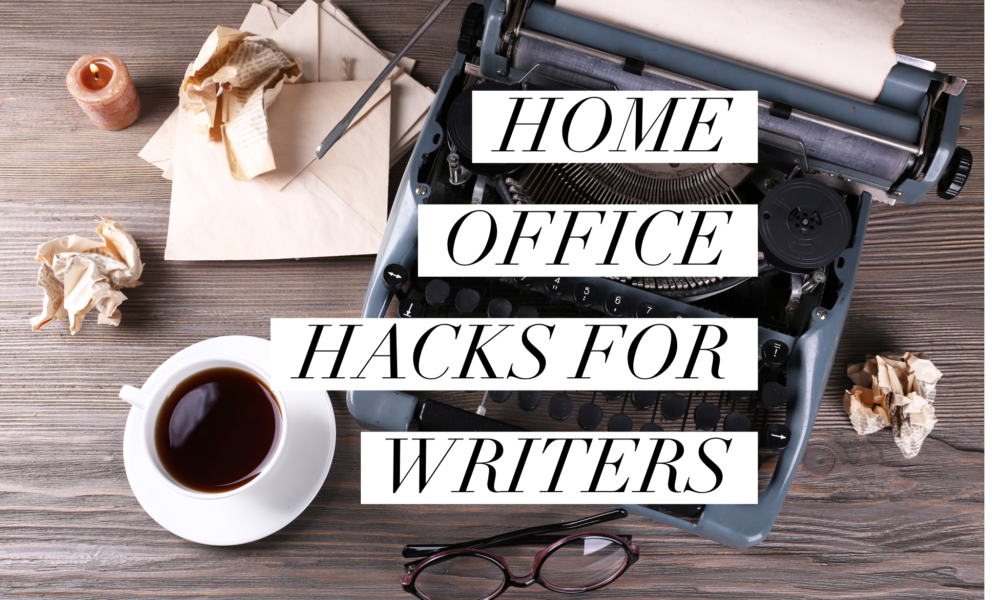 Modern Journalist Toolkit 3: Home Office Hacks for Writers