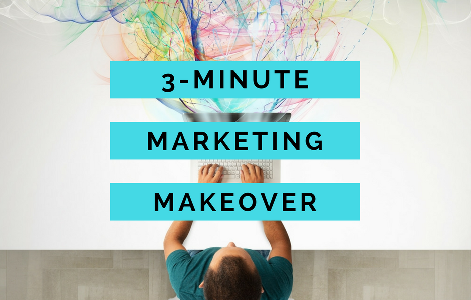 Modern Journalist Toolkit 7: Three-minute marketing makeover